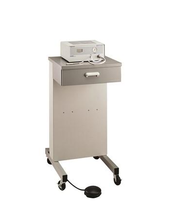 Frigitronics CE-2000 on top of moveable desk