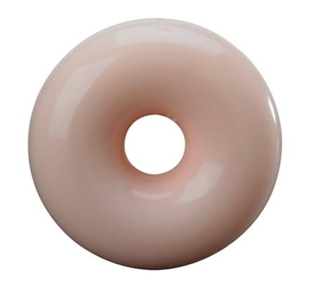 Close-up of Milex Pessary: Donut
